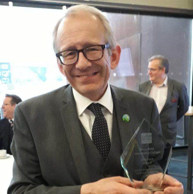 Greenfield Celebrate Artsmark Award