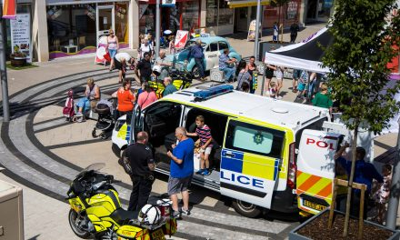 Successful Emergency Services Day