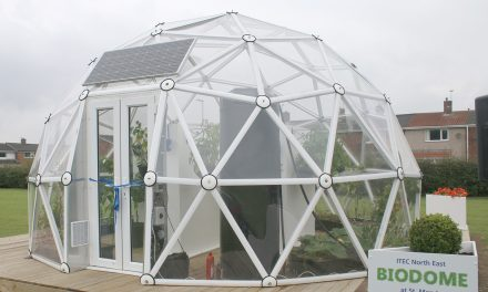 Biodome First for St. Mary's School