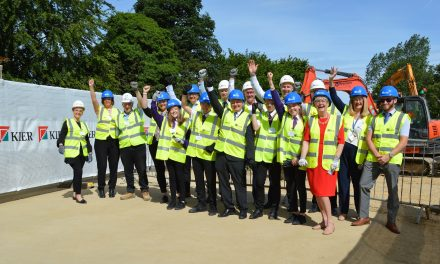 Works begins on new County Durham secondary school