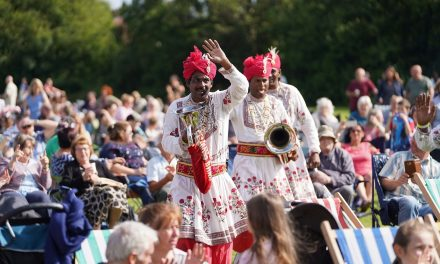 Brass festival hits the right note with record-breaking crowds