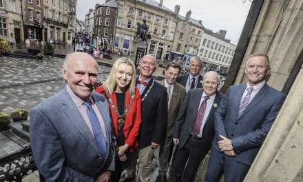 Durham City Welcomes Britain in Bloom Judges