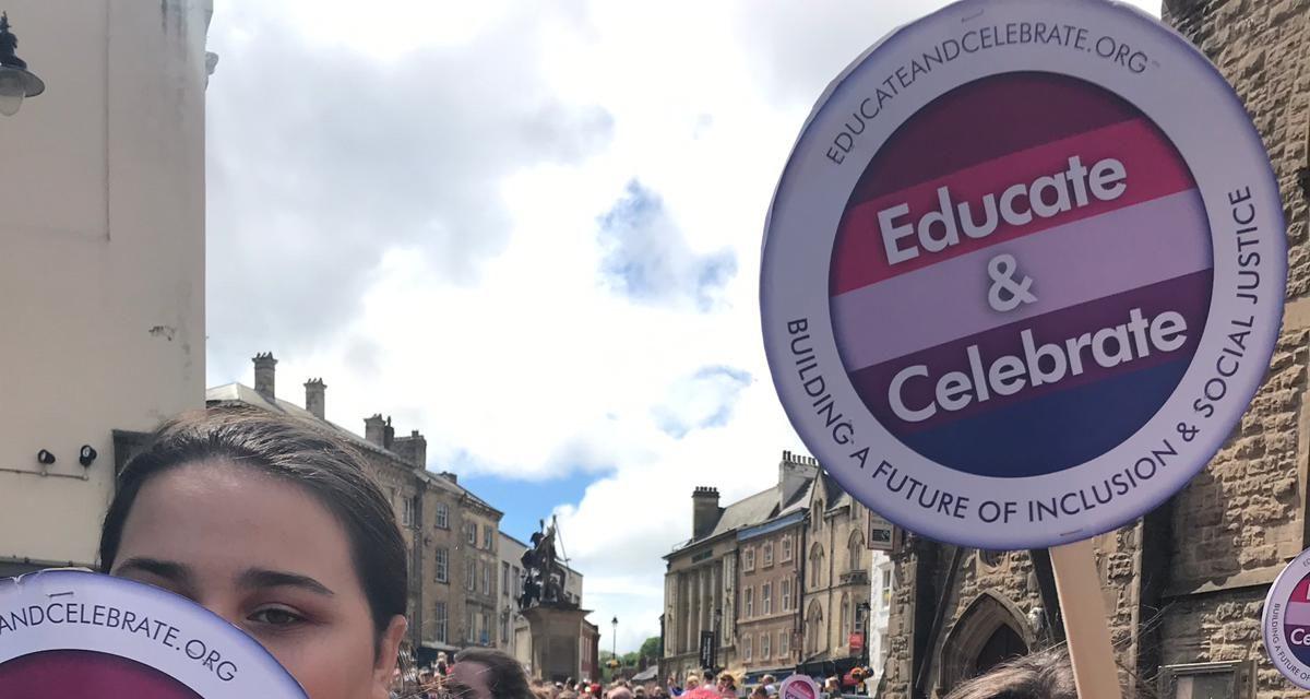 Students Raise Awareness at Durham Pride