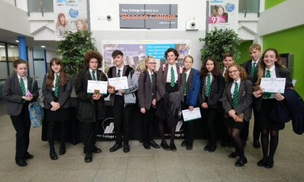 Woodham Students Excel at Science and Technology Day