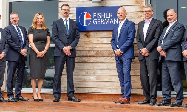 Aycliffe Firm Merges with German Giant