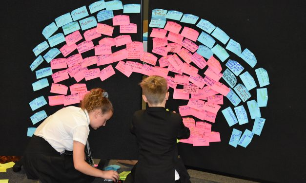 Greenfield's First Student Conference – 'Make it Matter'