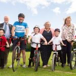 Primary school pupils are bigging up biking in their community