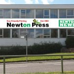 Newton Press Named as Regional Finalist in National Business Award