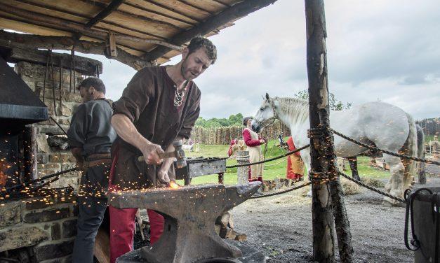 Viking Village at Kynren