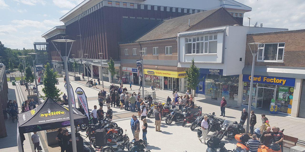 Town Centre Bike Rally