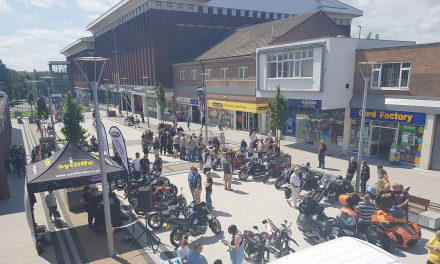 Town Centre Bike Rally