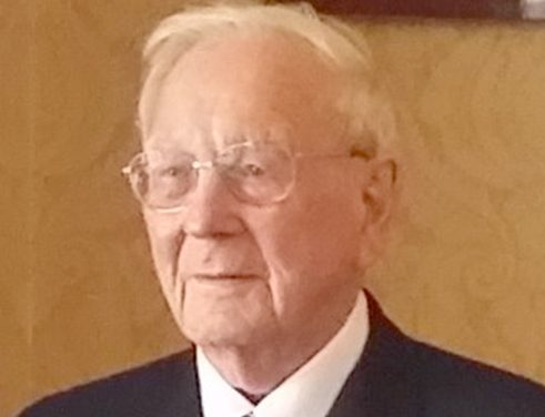 Happy 100th Birthday Douglas