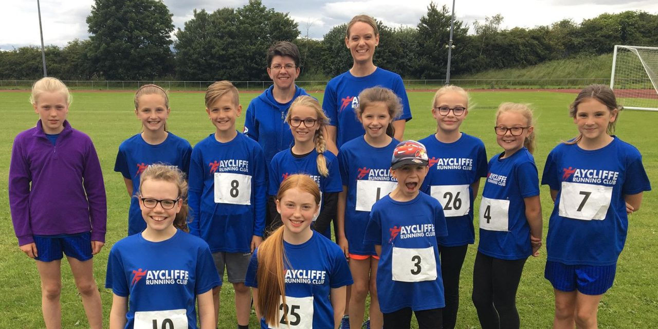 Junior Running Section Report