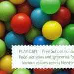 Play Cafe in Full Swing