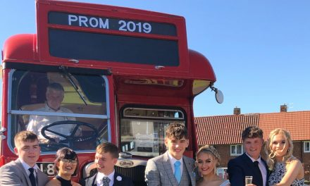 Bus Preservation Society Attend Woodham Prom