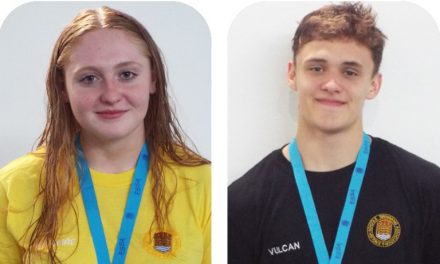 Local Youngsters Selected for Prestigious Water Polo Tournament