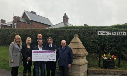 Bishop Auckland Cemetery is looking its best after improvement works