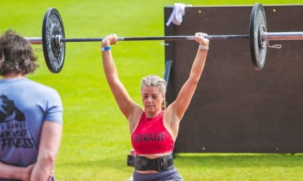 Crossfit All Out Storm Glacier Games