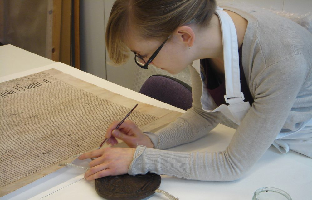How to Care for Historic Treasures