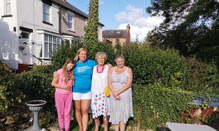 £500 Raised for Parkinsons UK