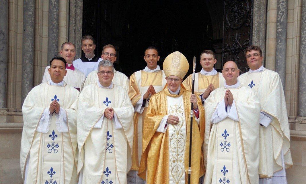 Ordination to Priesthood of Paul Spellman