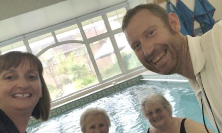 Almost £300,000 Raised for Local Hydrotherapy Pool