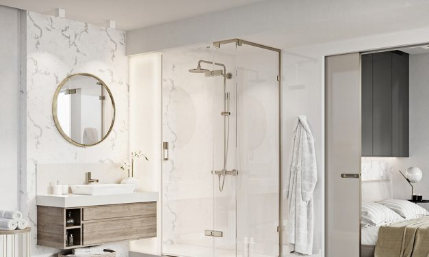 HSBC UK Turns on the Tap For Local Shower Manufacturer