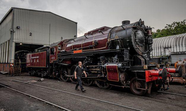 Full Steam Ahead for 2019 Celebration of Locomotives
