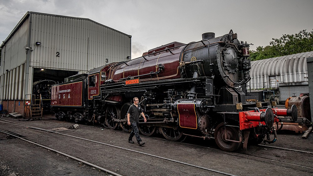 Full Steam Ahead for 2019 Celebration of Locomotives