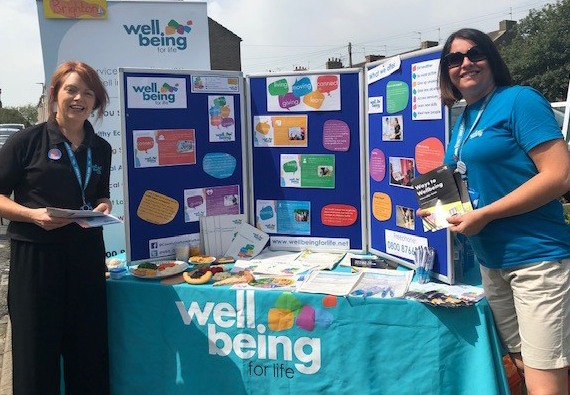 Summer at Wellbeing for Life!