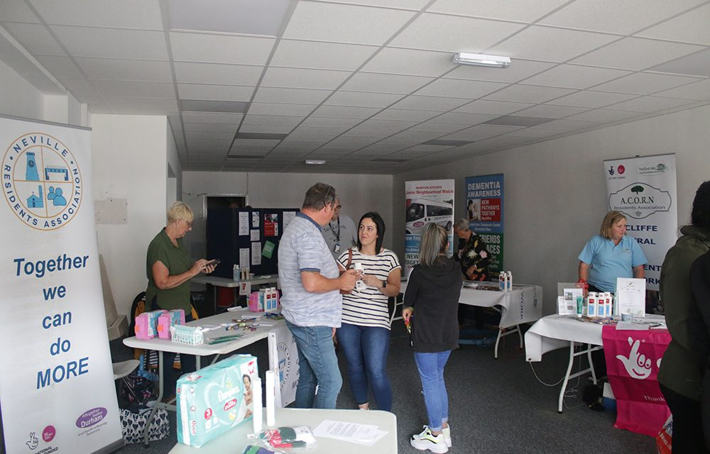 Community Pop Up Shop A Huge Success