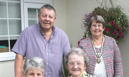 Golden Wedding Anniversary for Aycliffe Couple