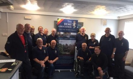 REME Receive New Banner