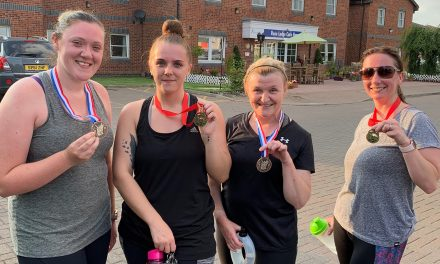 Aycliffe Sisters Are Doing It . . . Again!