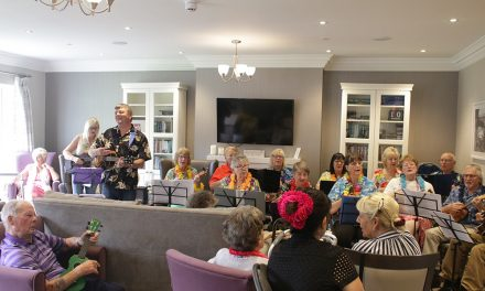 Summer Celebrations at St. Clare's Court Fair