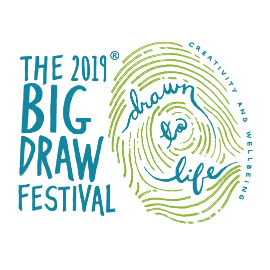 Greenfield Arts Team Up for 'The Big Draw'