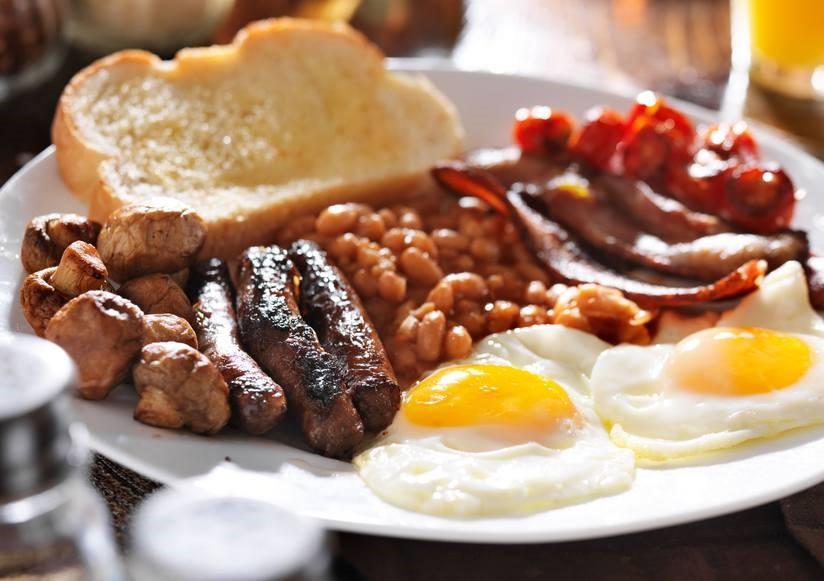 Parish Youth Big Breakfast for Harvest