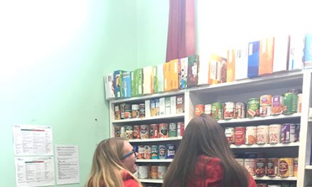 St Clare's Foodbank