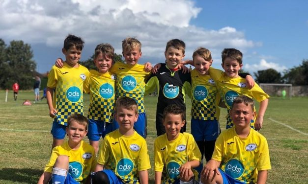 An Exciting Opening to the Season for Aycliffe Youth
