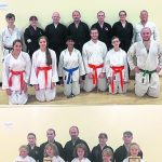 Zanshin Karate Club Recent Gradings