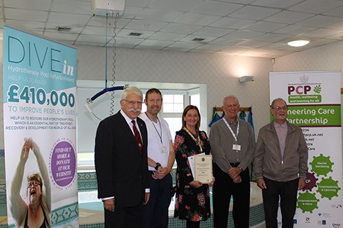 Freemasons Support PCP's Pool Appeal