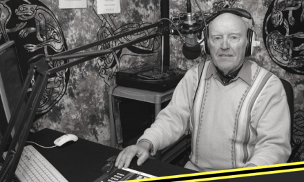 The Oldest Broadcasting DJ in the UK, Probably!
