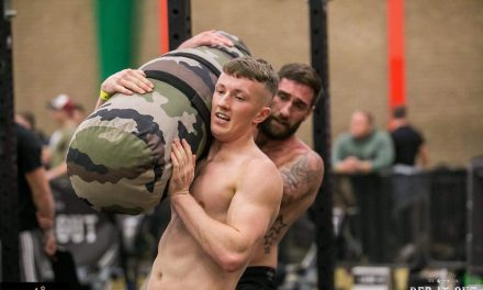 CrossFit All Out Make 'Rep It Out' Finals