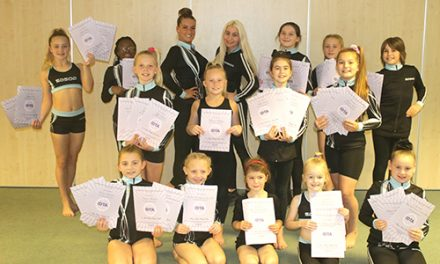 Qualification Success for South Durham School of Dance