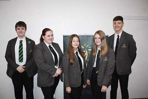 Academy Appoint Head Boy & Head Girl