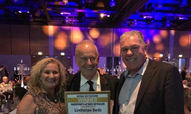 North East Bed Retailer Scoop National Award