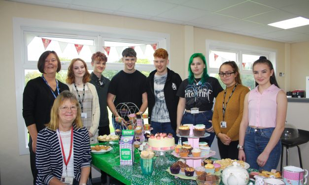 Macmillan Fundraiser at King James