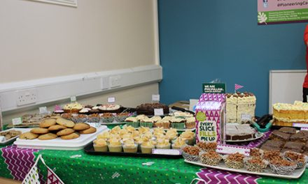 Sweet Success at Coffee Morning