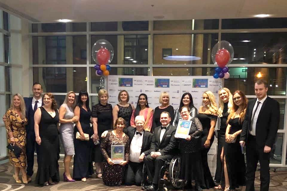 Double Celebration for PCP at Regional Awards