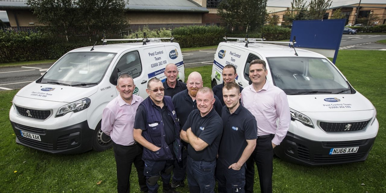 European Standard Pest Control Achieved for Second Year